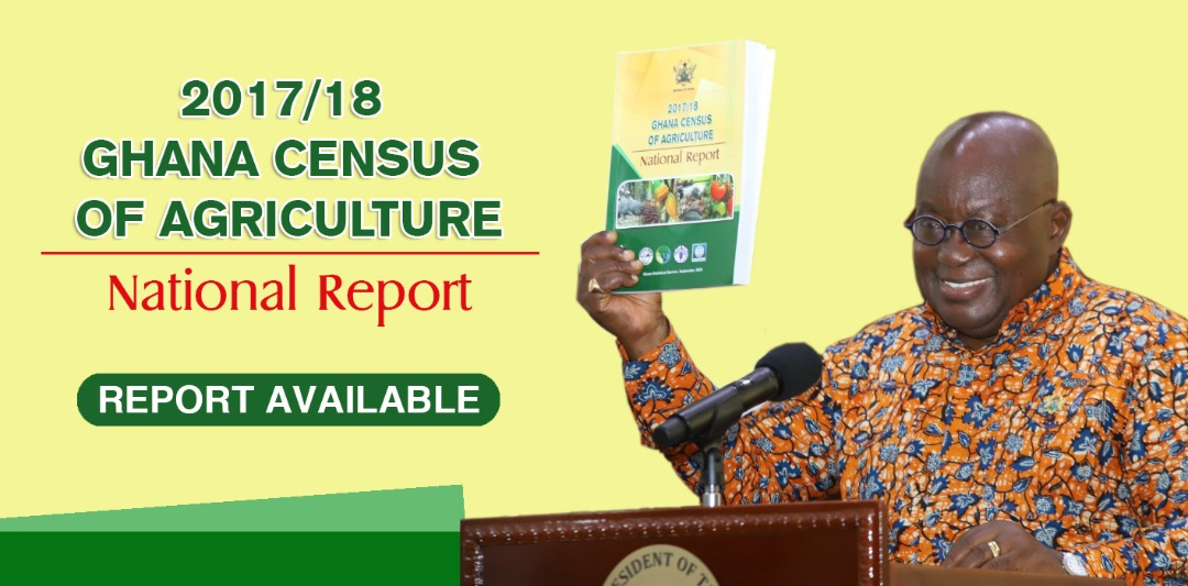 2017/18 Ghana Census of Agriculture (GCA)